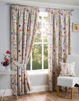 Hampshire-Readymade-Curtain—Multi