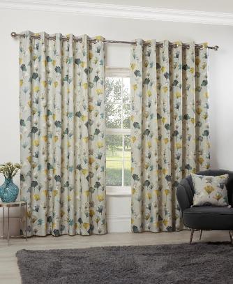 camarillo Readmade Curtain – Chartcuse