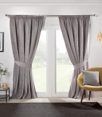 curtain-silver